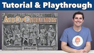 Age of Civilization Tutorial & Playthrough - JonGetsGames