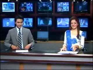 Funny Pakistani Anchors Behind The Scene