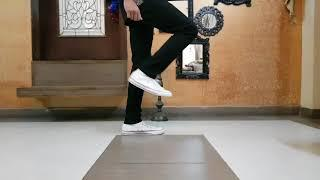 How to do basic dance footwork (PART 2) | Step-by-step tutorial | Fluidic Robot
