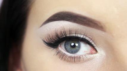 Easy natural eye tutorial ( For every occasion )