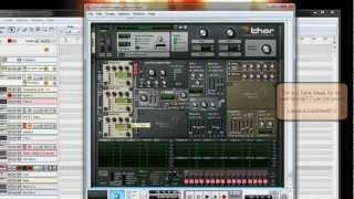 Avicii - Swedish House Mafia - Kaskade - Synth Tutorial In Reason - FREE Patch Download