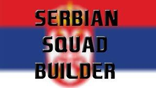 FIFA 14 - Serbian Squad Builder With Vidic And Ljajic