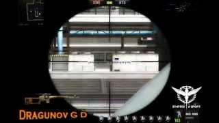 Tutorial  Dragunov G D BY STARTOS [ Point Blank THAI ]