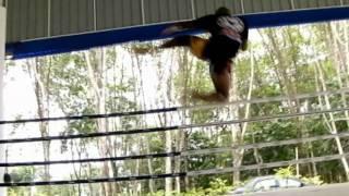 Cyrus Washington's Muay Thai&Martial Arts Tutorials