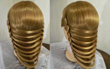 Pretty Easy Hairstyle Tutorial