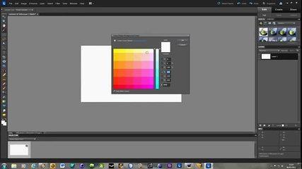 Photoshop Elements 10 Graphic Design Tutorial One