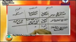 01_مدرسة على الهواء - لغة عربية - اعراب الفعل 02-04-2014