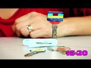 Tutorial: Personaliza tus llaves con barniz de uñas