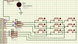 Tutorial - 7 - Programação Em C Para PIC - Teclado Matricial (Em Português)