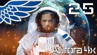 AURORA 4X   Clearing Empros Part 25 - Aurora 4x Let's Play Tutorial Gameplay