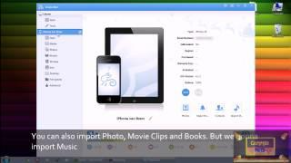 ITools Tutorial - Import Media To IDevice Without ITunes