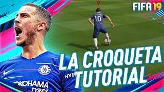 FIFA 19 LA CROQUETA TUTORIAL! HOW TO EASILY SKILL & SCORE GOALS IN ULTIMATE TEAM!