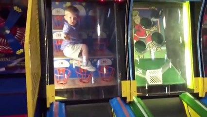 Naughty Baby Making Funny Actions - Fun and Fails Baby Video