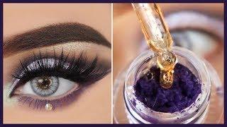 TOP Best Viral Eye Makeup 2018 | New Makeup Tutorial Compilation | Part 17