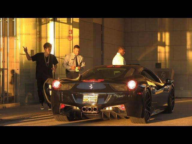 Ferrari Vandalized Prank