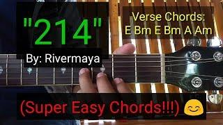 214 - Rivermaya (Guitar Tutorial)