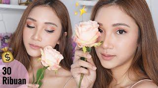 Rosy Flawless Makeup 30ribuan | PIXY One Brand Tutorial