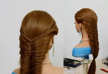 Mermaid Style Braid Tutorial