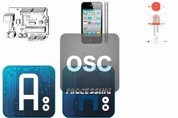 Tutorial In Italiano Touchosc+arduino+processing+iphone=...............