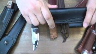 Deer Hunting Knives #125 / Serbian Custom Knife