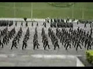 Brazilian Army - Infantary Cadets