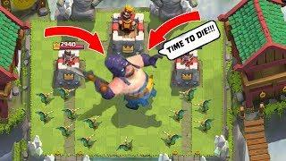 ULTIMATE Clash Royale Funny Moments,Montage,Fails and Wins Compilations CLASH ROYALE FUNNY VIDEOS #2