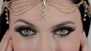 Arabic  Makeup Tutorial (Naked Palette 1 Urban Decay)