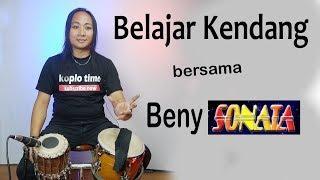 Tutorial/belajar bermain kendang dangdut & koplo bersama Beny Sonata