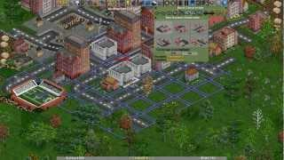 Let's Play OpenTTD - 1 (Tutorial)