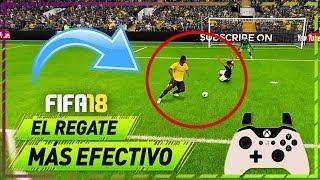 EL NUEVO REGATE MÁS EFECTIVO de FIFA 18!!! - TUTORIAL