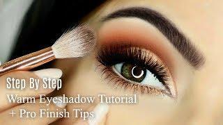 Beginner Friendly Eye Makeup Tutorial | Parts of the Eye | How To Apply Eyeshadow