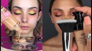 Maquillajes Increíbles Antes y Después Tutorial | Makeups Before and After Compilation 2018