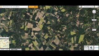 [API Geoportail] Tutorial 117 :  Géoportail Avec Le Cadastre Français