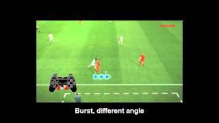 [English] Tutorial - Ball Control [PES 2014]