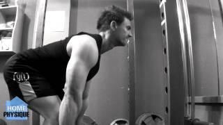 Hamstring Exercises | Romanian Deadlift (RDL) Video Tutorial