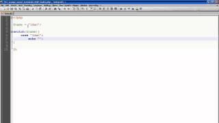 PHP Tutorial 4 HEBREW - Switch Statement