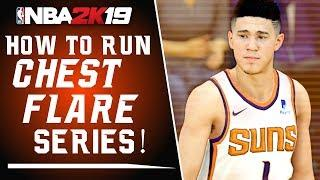 "NBA 2K19 - How To Win with ""Chest Flare Series!"" (Tutorial) 