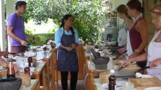 Cooking Thai Curry 9-28-2013