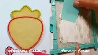 Amazing Cookies Decorating Tutorial - Satisfying Cake Videos - Awesome Cookies Decorating