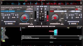 Virtual DJ Tutorial N°2 Transition Bouclage + Effet (Français)