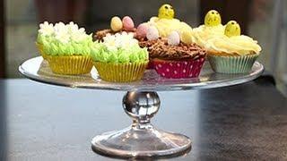 Easter Cupcake Decorating Ideas - Interactive Video - Waitrose