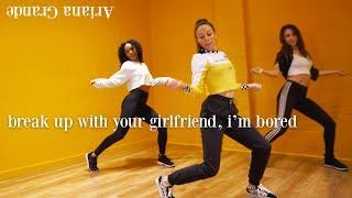 Ariana Grande - break up with your girlfriend, i'm bored (Dance Tutorial) | Mandy Jiroux