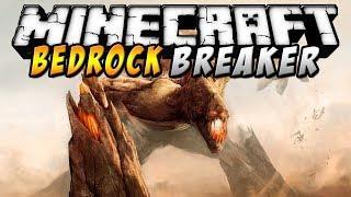 Minecraft - Pistola Destroza Bedrock MOD! (Arma Gigante V.S Bedrock!!) - ESPAÑOL TUTORIAL