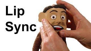 Stop Motion Tutorial:  Lip Sync