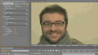 CorsoAfter Effects CS4 - Effetto Cartone Animato (tutorial) Italiano