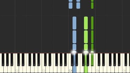 Bohemian Rhapsody - Queen [ Piano version  facil Tutorial]