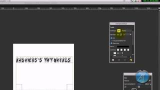 Dansk Gimp Tutorial: Add Skrifttyper [HD]