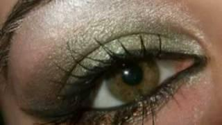 Sexy&smokey ARABIC Inspired Eyes Makeup Tutorial