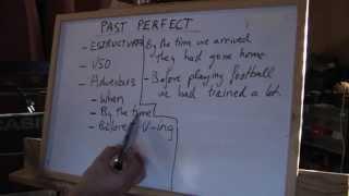 INGLÉS. PAST PERFECT. Inglés Para Hablantes De Español. Tutorial