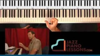 Georgia On My Mind - Jazz Piano Chords